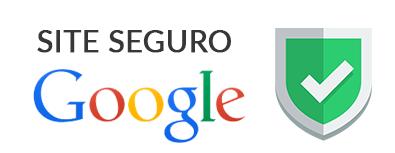 O Autoglass Online é um site seguro com selo certificado do Google